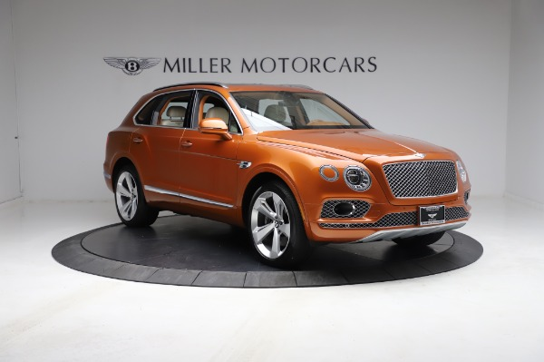 Used 2018 Bentley Bentayga Onyx Edition for sale $149,900 at Bentley Greenwich in Greenwich CT 06830 11