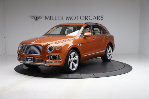 Used 2018 Bentley Bentayga Onyx Edition for sale $149,900 at Bentley Greenwich in Greenwich CT 06830 2