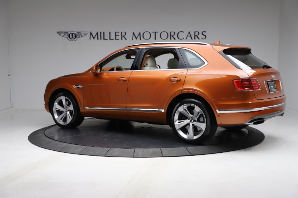 Used 2018 Bentley Bentayga Onyx Edition for sale $149,900 at Bentley Greenwich in Greenwich CT 06830 4