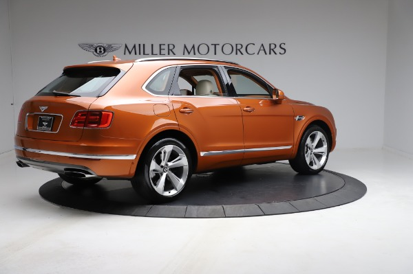 Used 2018 Bentley Bentayga Onyx Edition for sale $149,900 at Bentley Greenwich in Greenwich CT 06830 8