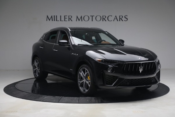 New 2021 Maserati Levante S Q4 GranSport for sale Call for price at Bentley Greenwich in Greenwich CT 06830 11