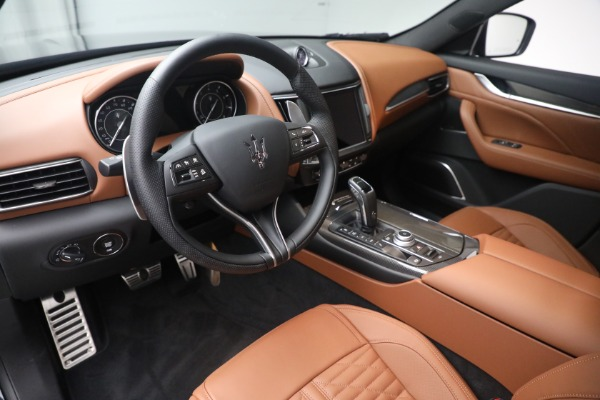New 2021 Maserati Levante S Q4 GranSport for sale Call for price at Bentley Greenwich in Greenwich CT 06830 15