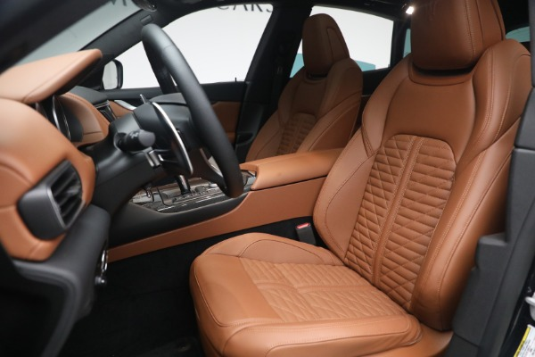 New 2021 Maserati Levante S Q4 GranSport for sale Call for price at Bentley Greenwich in Greenwich CT 06830 17
