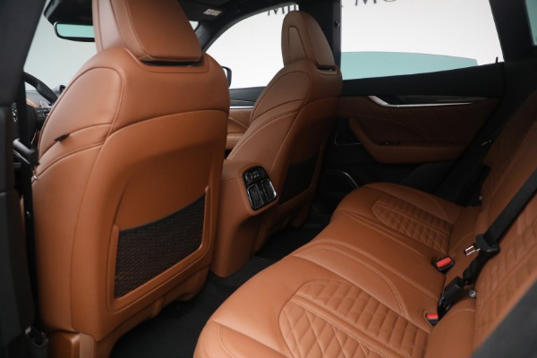 New 2021 Maserati Levante S Q4 GranSport for sale Call for price at Bentley Greenwich in Greenwich CT 06830 25