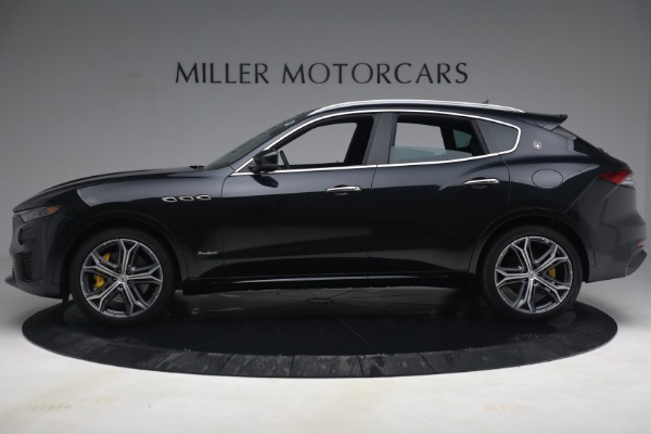 New 2021 Maserati Levante S Q4 GranSport for sale Call for price at Bentley Greenwich in Greenwich CT 06830 3