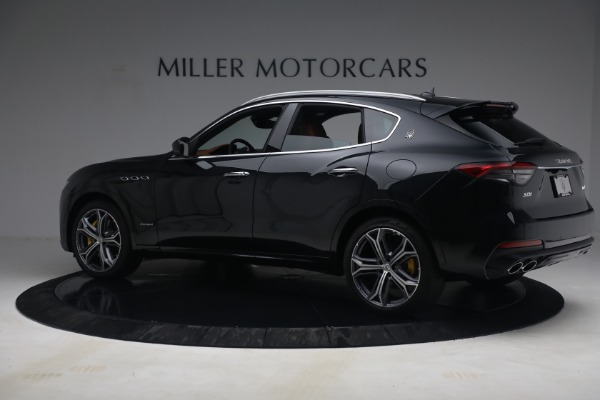New 2021 Maserati Levante S Q4 GranSport for sale Call for price at Bentley Greenwich in Greenwich CT 06830 4