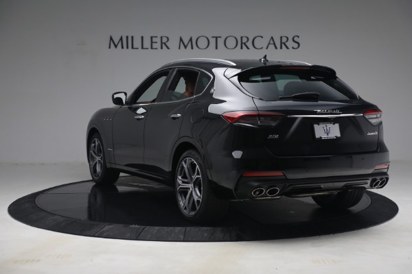 New 2021 Maserati Levante S Q4 GranSport for sale Call for price at Bentley Greenwich in Greenwich CT 06830 5