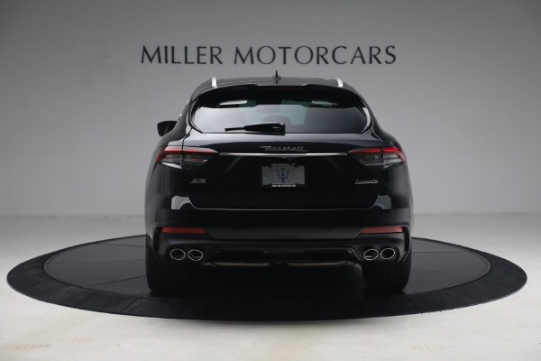 New 2021 Maserati Levante S Q4 GranSport for sale Call for price at Bentley Greenwich in Greenwich CT 06830 6