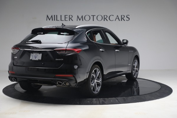 New 2021 Maserati Levante S Q4 GranSport for sale Call for price at Bentley Greenwich in Greenwich CT 06830 7