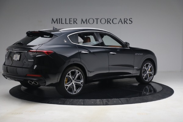 New 2021 Maserati Levante S Q4 GranSport for sale Call for price at Bentley Greenwich in Greenwich CT 06830 8