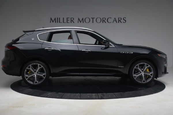 New 2021 Maserati Levante S Q4 GranSport for sale Call for price at Bentley Greenwich in Greenwich CT 06830 9