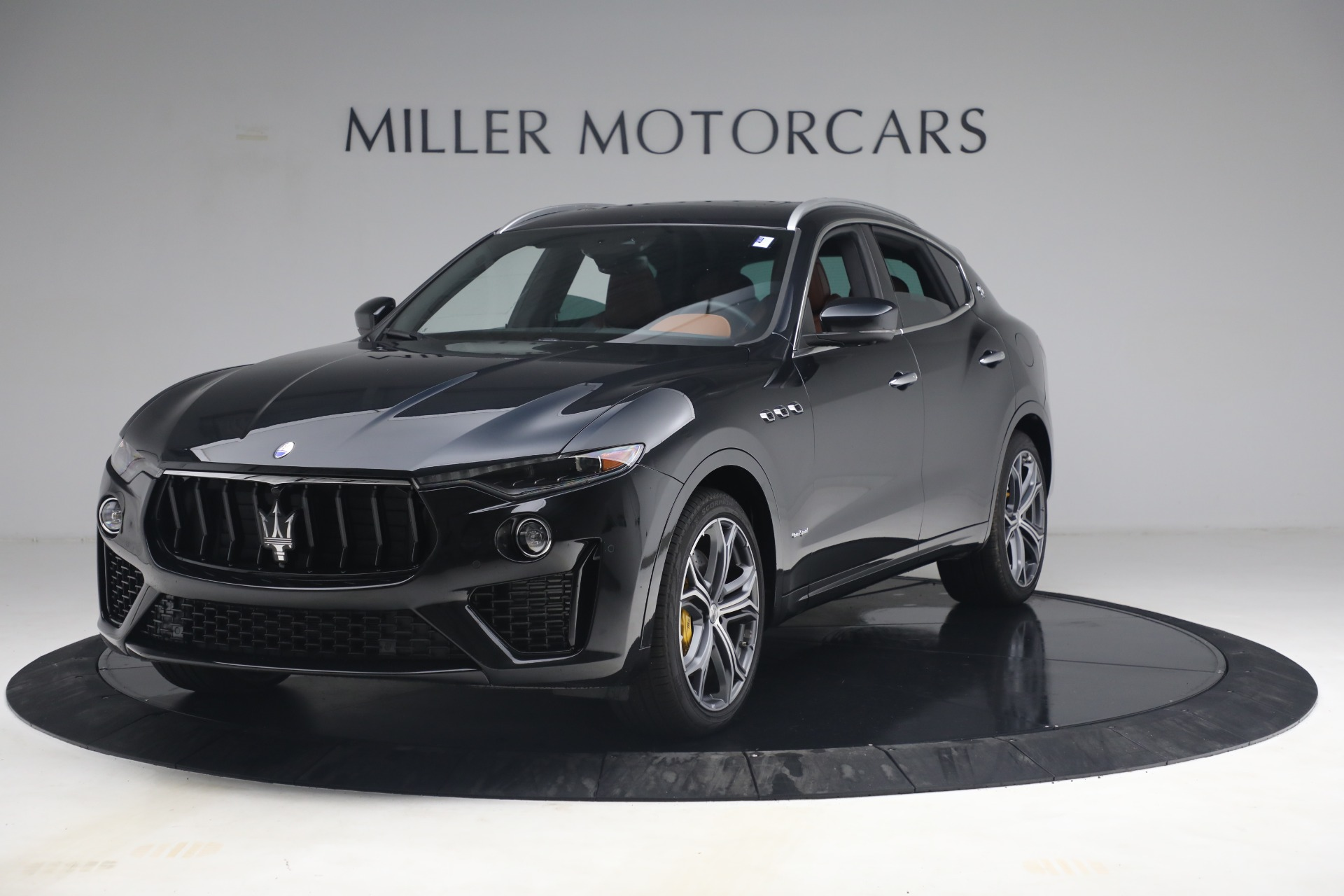 New 2021 Maserati Levante S Q4 GranSport for sale $107,699 at Bentley Greenwich in Greenwich CT 06830 1