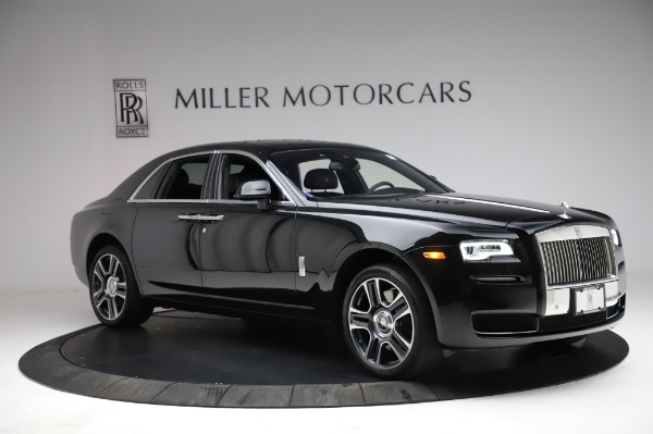 Used 2017 Rolls-Royce Ghost for sale $209,900 at Bentley Greenwich in Greenwich CT 06830 15