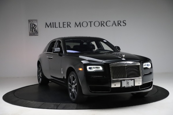 Used 2017 Rolls-Royce Ghost for sale $209,900 at Bentley Greenwich in Greenwich CT 06830 16