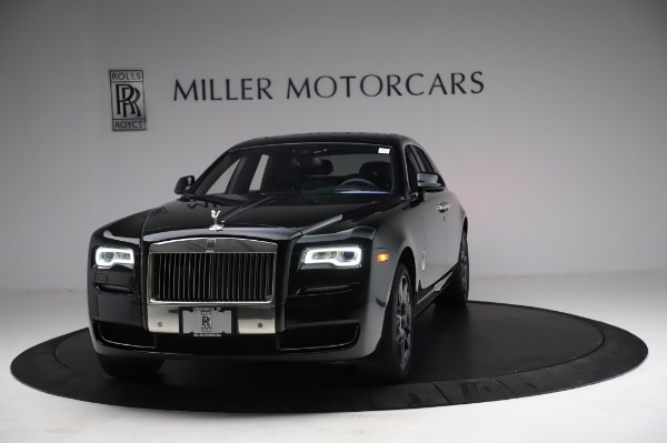 Used 2017 Rolls-Royce Ghost for sale $209,900 at Bentley Greenwich in Greenwich CT 06830 18