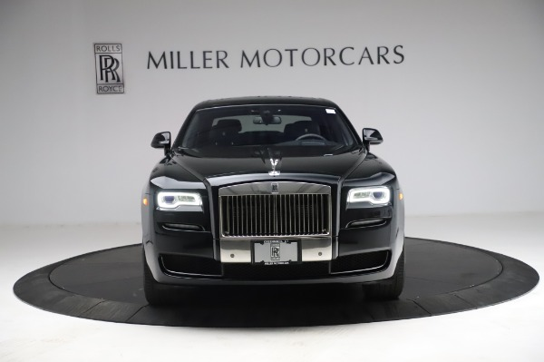 Used 2017 Rolls-Royce Ghost for sale $209,900 at Bentley Greenwich in Greenwich CT 06830 2