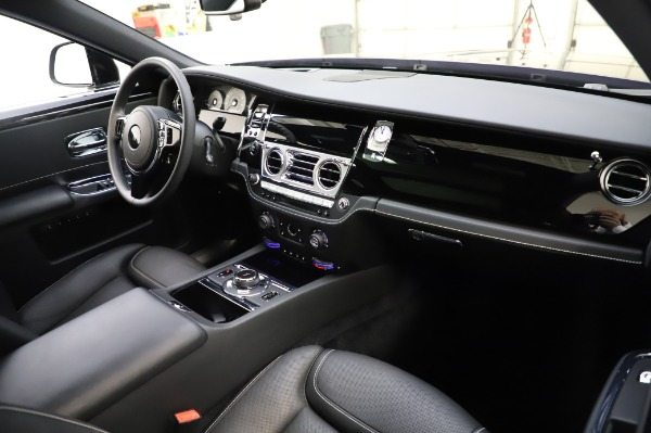 Used 2017 Rolls-Royce Ghost for sale $209,900 at Bentley Greenwich in Greenwich CT 06830 20