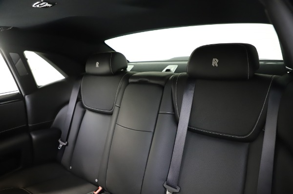 Used 2017 Rolls-Royce Ghost for sale $209,900 at Bentley Greenwich in Greenwich CT 06830 24
