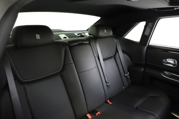 Used 2017 Rolls-Royce Ghost for sale $209,900 at Bentley Greenwich in Greenwich CT 06830 25