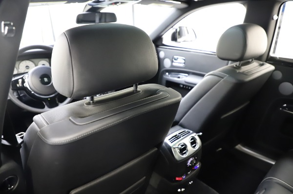 Used 2017 Rolls-Royce Ghost for sale $209,900 at Bentley Greenwich in Greenwich CT 06830 26