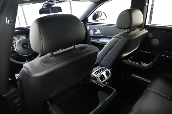 Used 2017 Rolls-Royce Ghost for sale $209,900 at Bentley Greenwich in Greenwich CT 06830 28