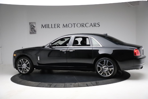 Used 2017 Rolls-Royce Ghost for sale $209,900 at Bentley Greenwich in Greenwich CT 06830 6