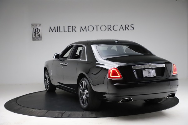Used 2017 Rolls-Royce Ghost for sale $209,900 at Bentley Greenwich in Greenwich CT 06830 8