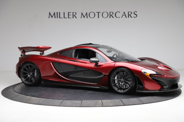 Used 2014 McLaren P1 for sale Call for price at Bentley Greenwich in Greenwich CT 06830 12