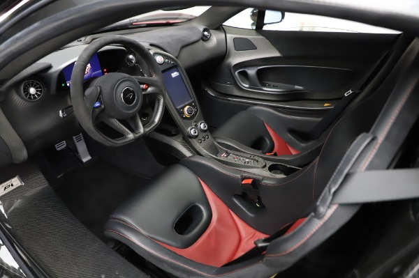 Used 2014 McLaren P1 for sale Call for price at Bentley Greenwich in Greenwich CT 06830 15