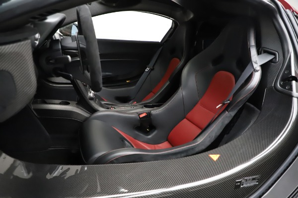 Used 2014 McLaren P1 for sale Call for price at Bentley Greenwich in Greenwich CT 06830 17