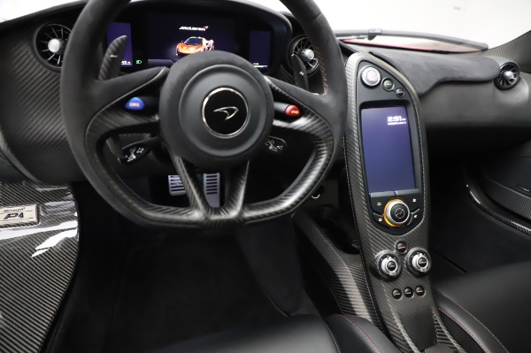 Used 2014 McLaren P1 for sale Call for price at Bentley Greenwich in Greenwich CT 06830 18