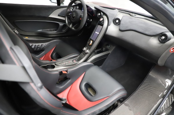Used 2014 McLaren P1 for sale Call for price at Bentley Greenwich in Greenwich CT 06830 20