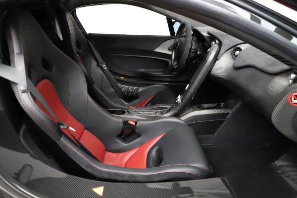 Used 2014 McLaren P1 for sale Call for price at Bentley Greenwich in Greenwich CT 06830 21