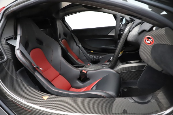 Used 2014 McLaren P1 for sale Call for price at Bentley Greenwich in Greenwich CT 06830 22