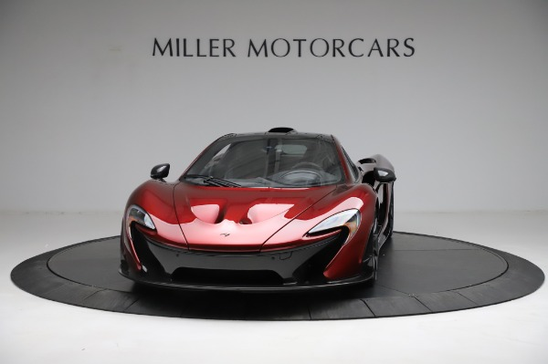 Used 2014 McLaren P1 for sale Call for price at Bentley Greenwich in Greenwich CT 06830 25