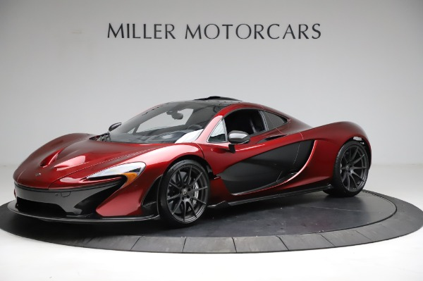 Used 2014 McLaren P1 for sale Call for price at Bentley Greenwich in Greenwich CT 06830 26