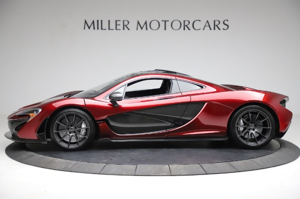 Used 2014 McLaren P1 for sale Call for price at Bentley Greenwich in Greenwich CT 06830 27
