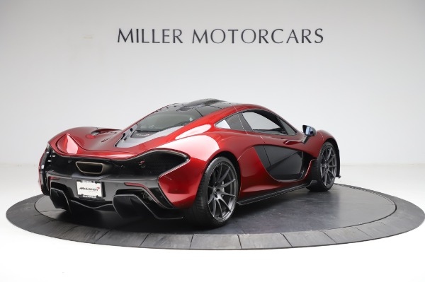 Used 2014 McLaren P1 for sale Call for price at Bentley Greenwich in Greenwich CT 06830 28