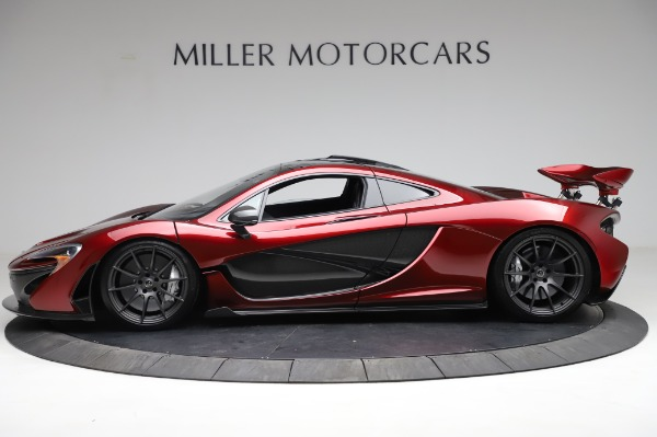 Used 2014 McLaren P1 for sale Call for price at Bentley Greenwich in Greenwich CT 06830 4