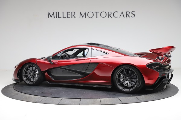 Used 2014 McLaren P1 for sale Call for price at Bentley Greenwich in Greenwich CT 06830 5
