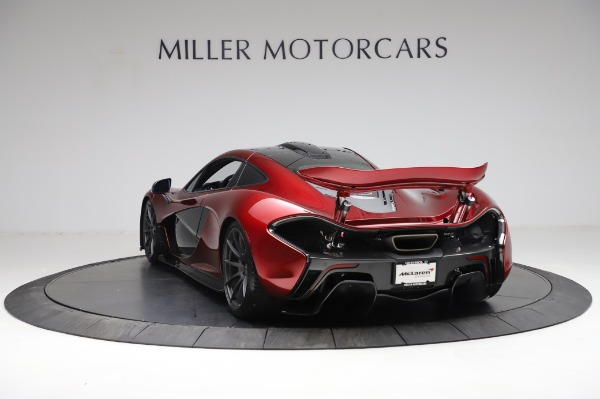 Used 2014 McLaren P1 for sale Call for price at Bentley Greenwich in Greenwich CT 06830 7