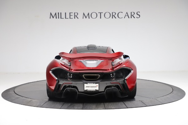 Used 2014 McLaren P1 for sale Call for price at Bentley Greenwich in Greenwich CT 06830 8