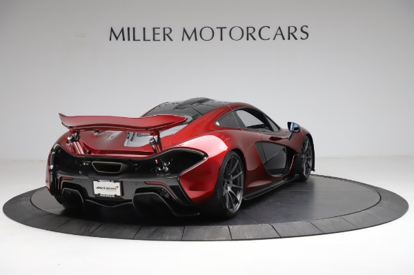 Used 2014 McLaren P1 for sale Call for price at Bentley Greenwich in Greenwich CT 06830 9