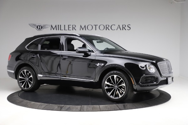 Used 2018 Bentley Bentayga Onyx Edition for sale $146,900 at Bentley Greenwich in Greenwich CT 06830 10