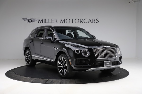 Used 2018 Bentley Bentayga Onyx Edition for sale $146,900 at Bentley Greenwich in Greenwich CT 06830 11