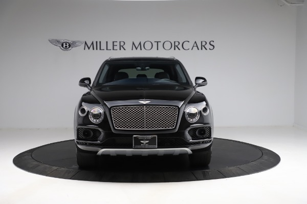 Used 2018 Bentley Bentayga Onyx Edition for sale $146,900 at Bentley Greenwich in Greenwich CT 06830 12