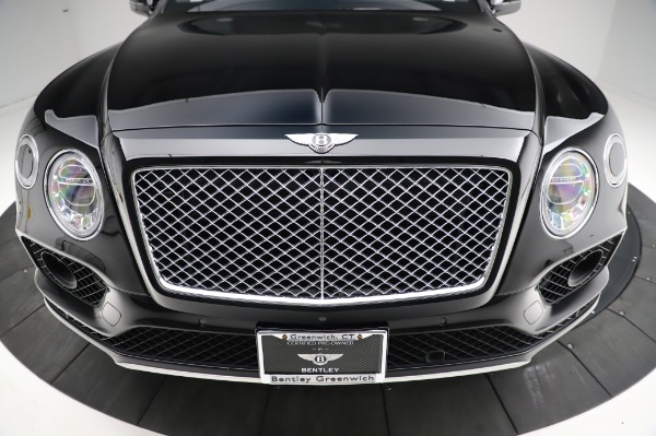 Used 2018 Bentley Bentayga Onyx Edition for sale $146,900 at Bentley Greenwich in Greenwich CT 06830 13