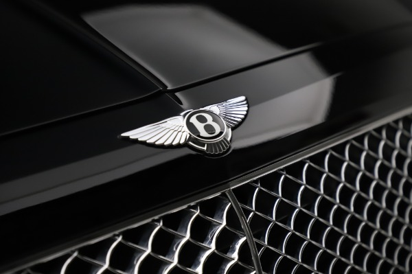 Used 2018 Bentley Bentayga Onyx Edition for sale $146,900 at Bentley Greenwich in Greenwich CT 06830 14
