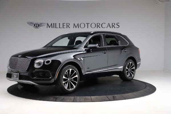 Used 2018 Bentley Bentayga Onyx Edition for sale $146,900 at Bentley Greenwich in Greenwich CT 06830 2