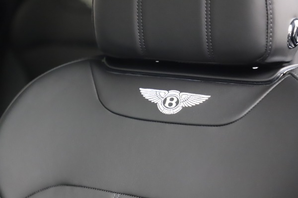 Used 2018 Bentley Bentayga Onyx Edition for sale $146,900 at Bentley Greenwich in Greenwich CT 06830 20